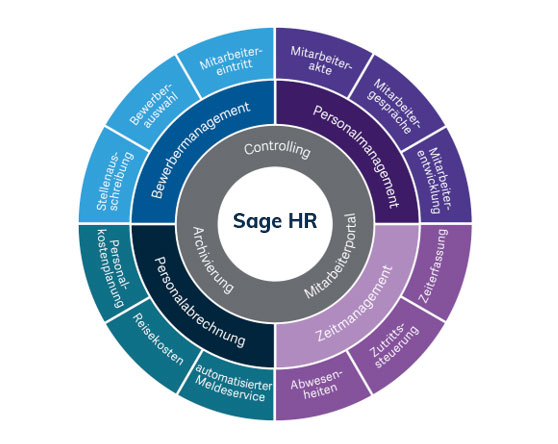 Sage All-in-One Software
